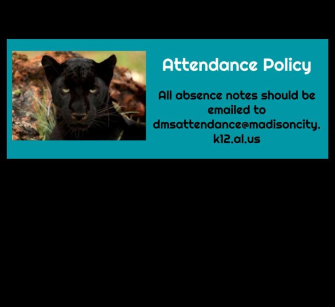 DMS Attendance Policy
