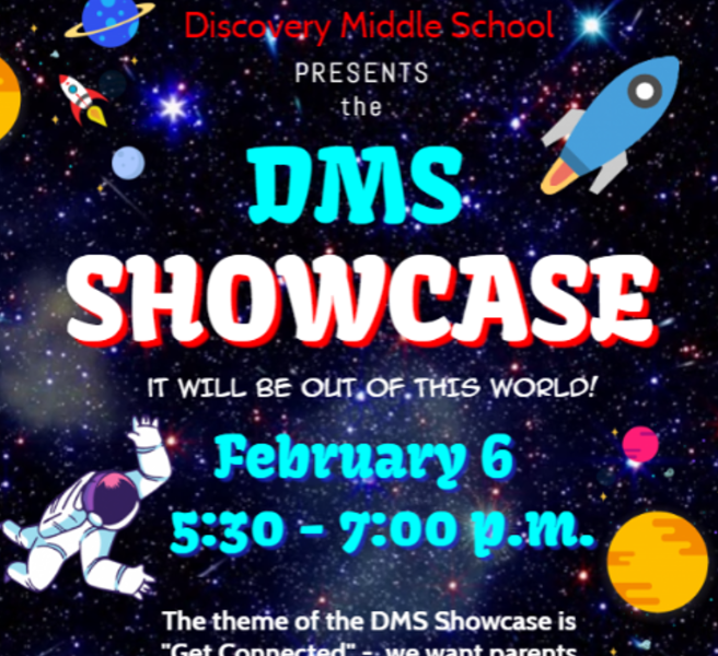 DMS Showcase February 6