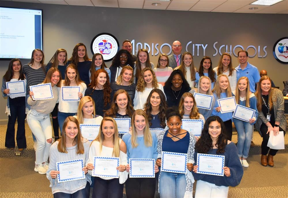 James Clemens Cheerleaders Lauded For 1st Place Finish