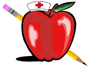 school nurse apple