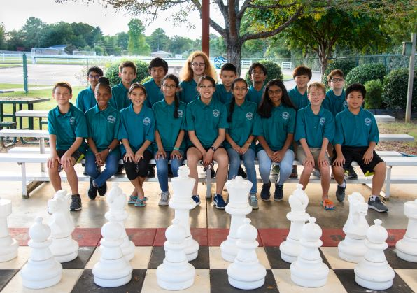 2018-19 Chess Team