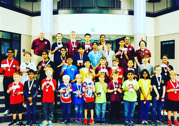 Rainbow Students Shine at the 2019 City Chess Championship!