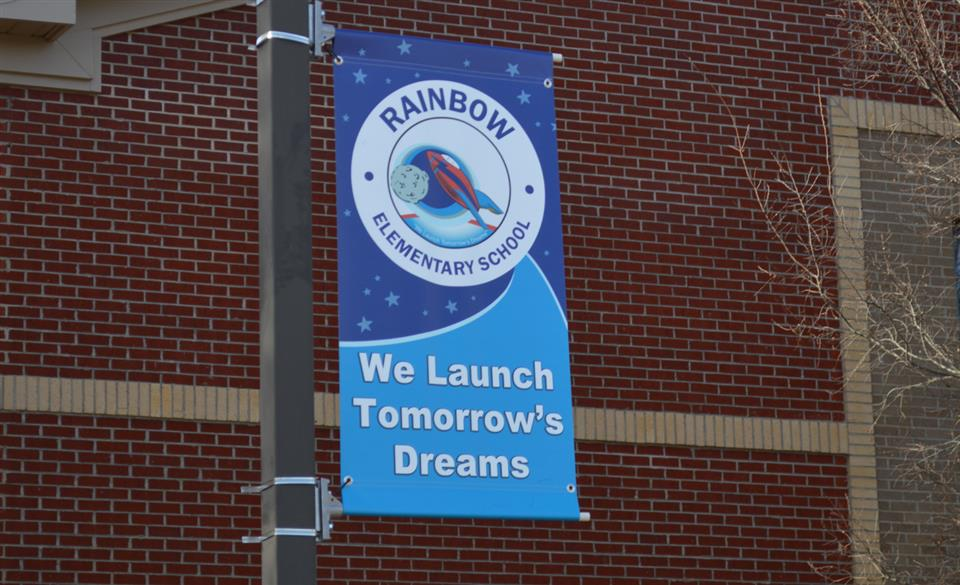 Rainbow Elementary School / Homepage