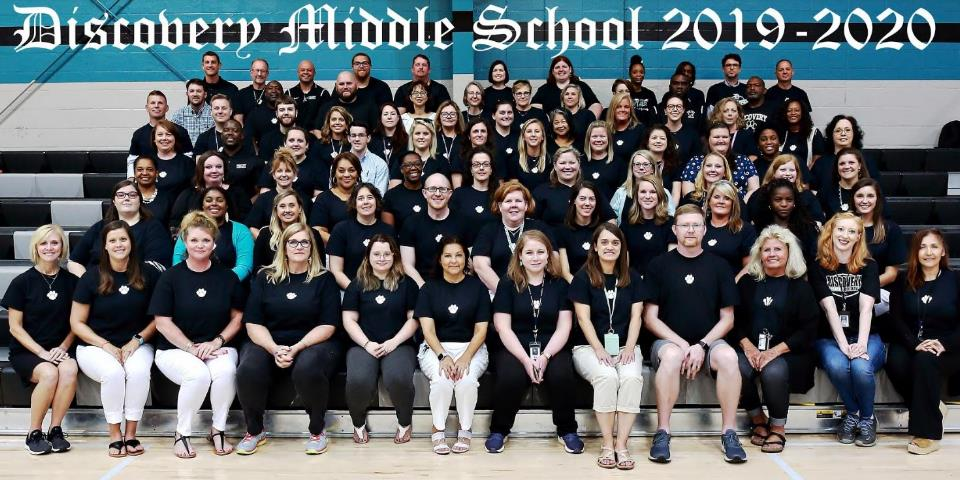 Discovery Middle School / Homepage