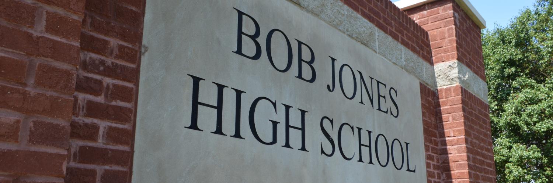 Bob Jones High School / Homepage